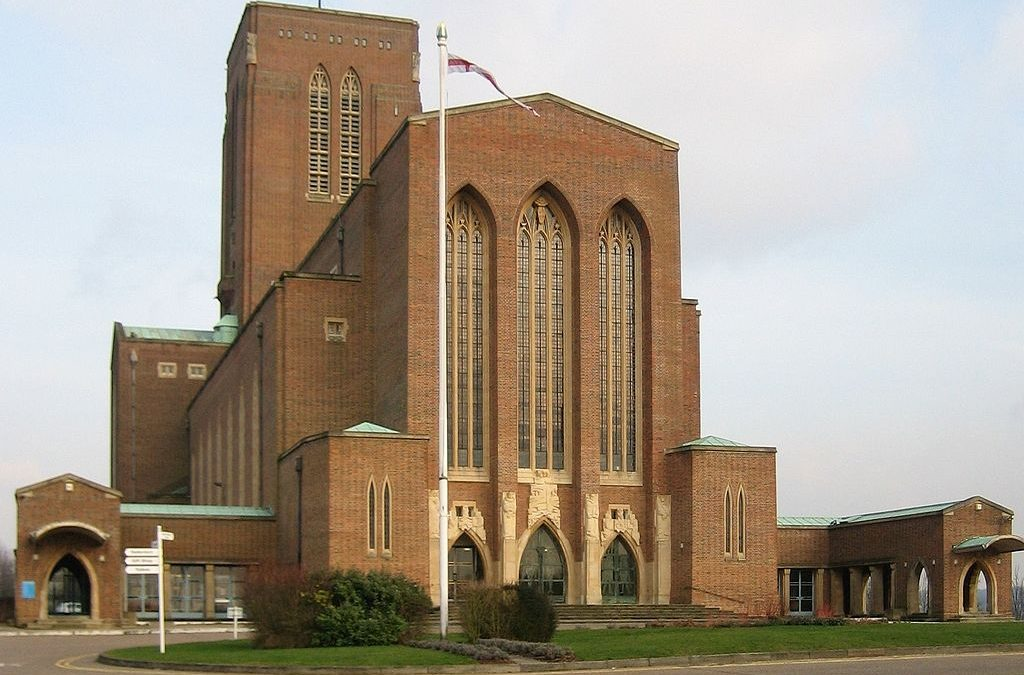 Healing Conference Day – Guildford Cathedral